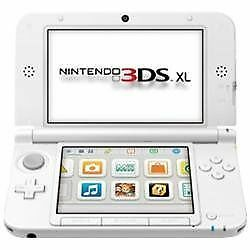 Brand New Nintendo 3DS XL (Latest Model)- Pink / White Handheld System (NTSC)