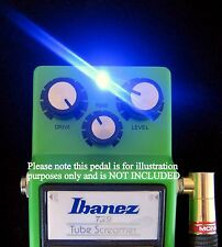 Ibanez TS9 Tube Screamer to TS9 MOD PLUS DIY Mod Kit Upgrade YOUR Effect Pedal