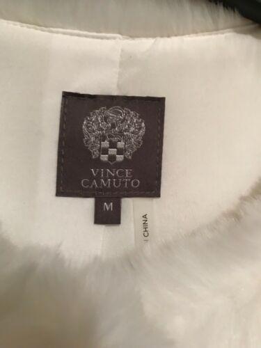 Ivory e 179 Nwt Black Msrp Vest Vince Camuto qFt1wx1Ev
