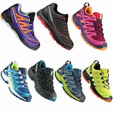 Salomon XA Pro 3D Kinder Laufschuhe Trekkingschuhe Cross Schuhe Outdoorschuhe | eBay