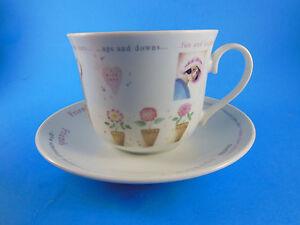 Image Is Loading Judith Glover Oversized Coffee Tea Cup Mug Amp