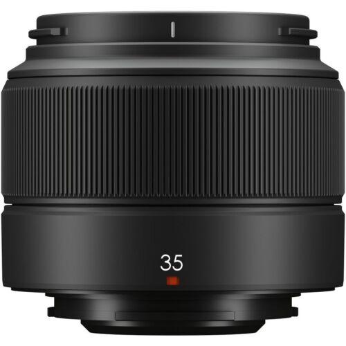 Fujifilm XC 2,0//35 mm objetivamente negro Artículo nuevo del distribuidor