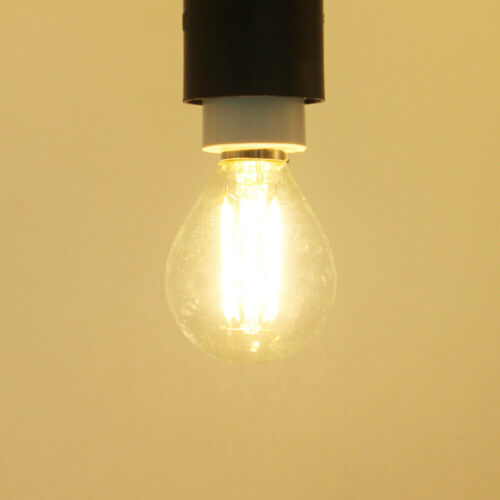 Vintage G45 E27 2W 4W 6W LED Filament Global Light Retro Edison Bulb 220V GL733