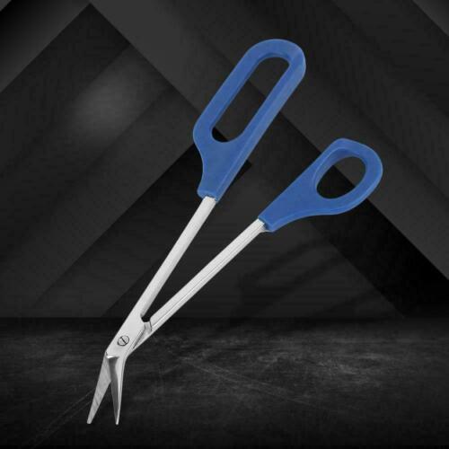 Forbici per pinzette a manico lungo in acciaio inossidabile adatte per tagliare