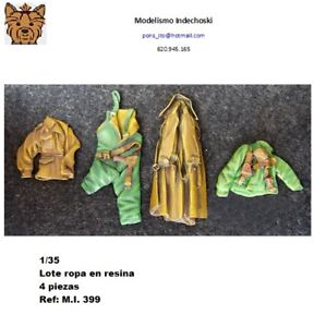WWII-batch-military-clothing-resin-1-35-accesorios-diorama-ropa-figure