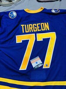 Pierre-Turgeon-Signed-Jersey
