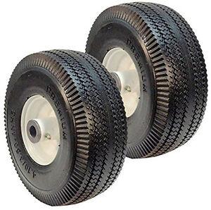 Details about 2 Front Wheel Tire Toro 105-347 TimeCutter Z4235 Z4200 SS  4250 Zero Turn Mower +