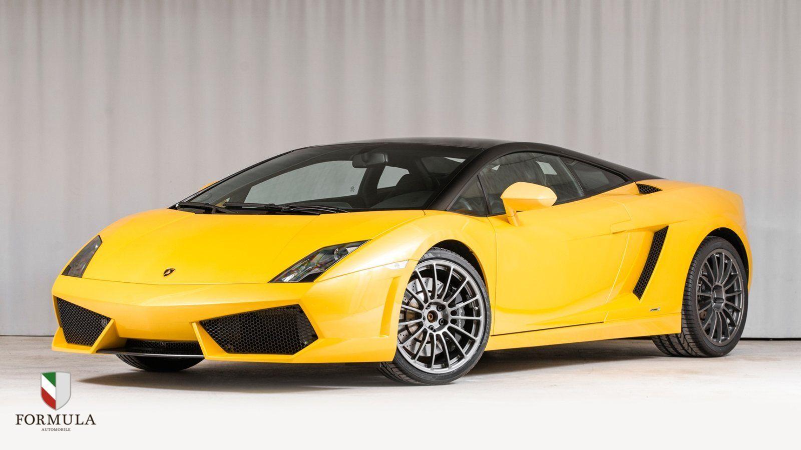 Lamborghini Gallardo 5,2 LP 560-4 E-gear 2d