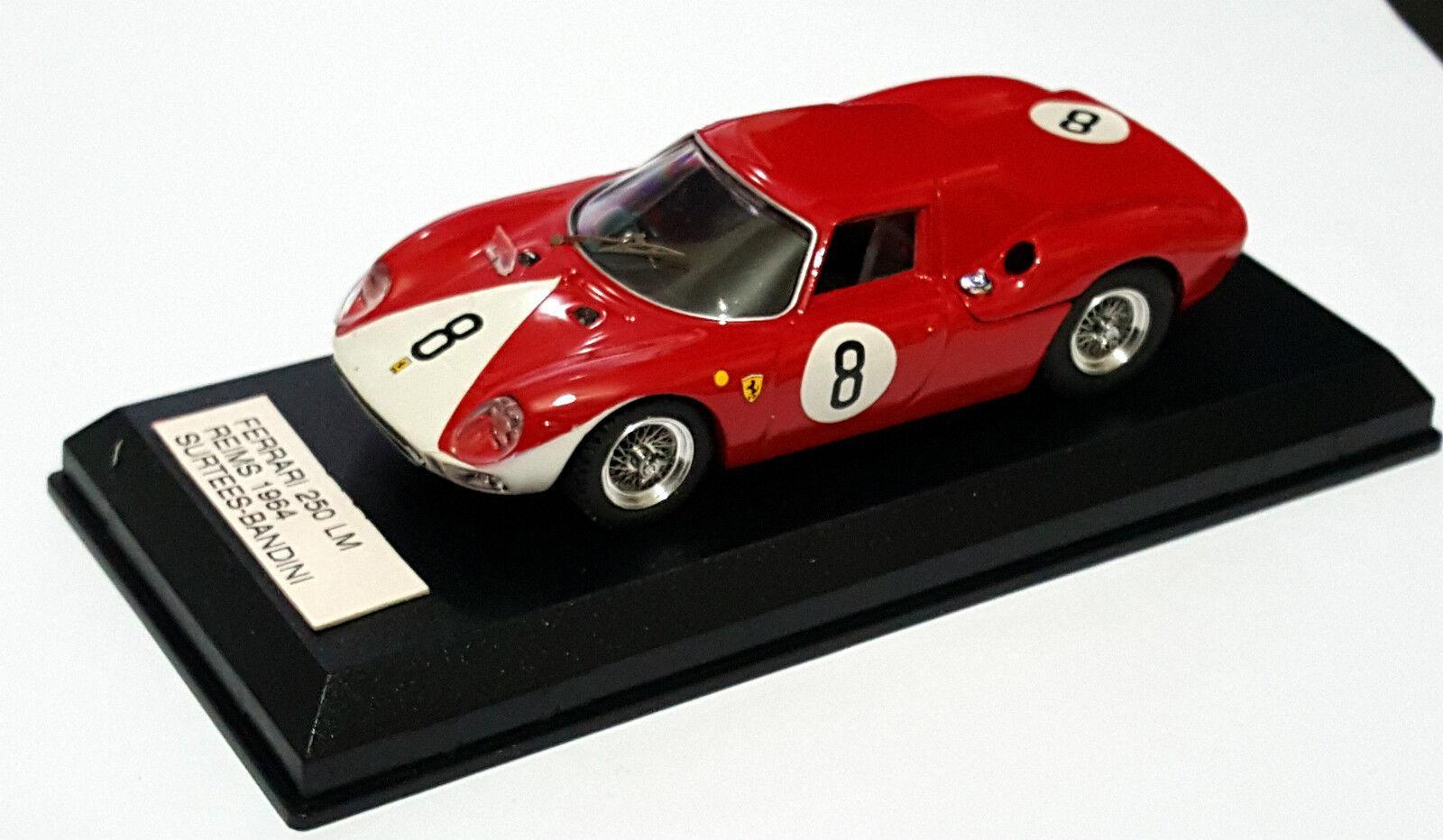 Ferrari 250 lm - reims 1964 modell 1   43 kunst.9187