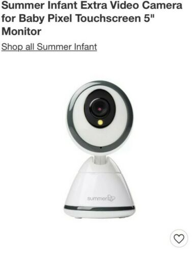 Summer Infant Baby Pixel 29970 Extra Video Camera