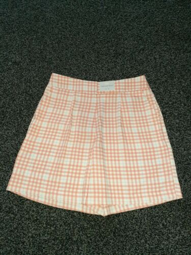 Check Mult  Women Short size  14 and 16 new