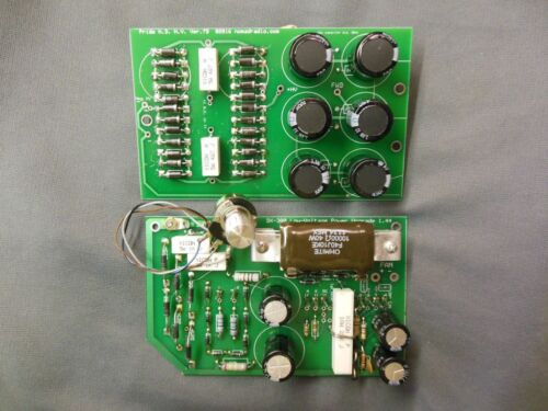 Pride DX300 COMBO DEAL HD High Voltage and Low Voltage power supply boards BOTH