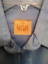Stubbs Western Wear Long Sleeve Shirt NWT Sky Blue No Buttons Size L