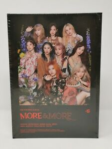 Version-A-NEW-SEALED-TWICE-More-and-More-9th-Mini-Album-K-pop-Kpop-UK
