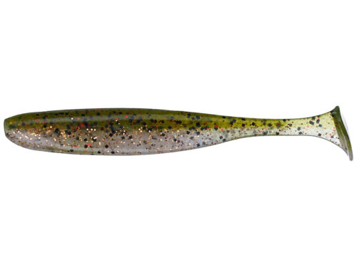 Keitech Easy Shiner 8 inch Soft Paddle Tail Swimbait Bass Striper /& Muskie Lure