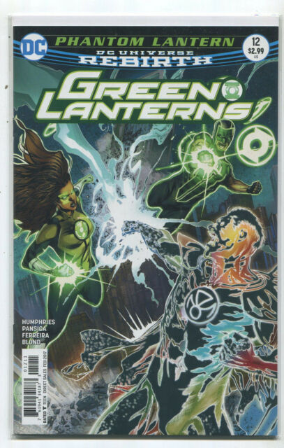 Green Lanterns #27 DC COMICS 1st Print Variant Cover A