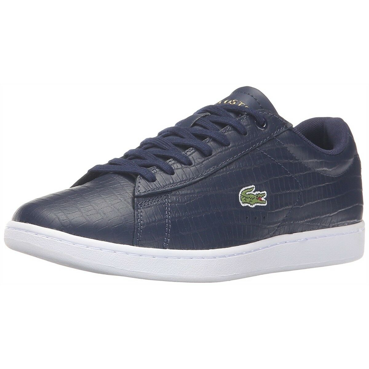 Lacoste Damens Athletic Schuhes Carnaby Evo Sneakers G316 6 Spw Fashion Sneakers Evo Navy 5672a4