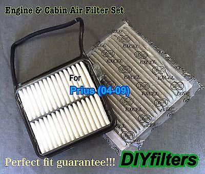 Toyota Prius Air Filter Cabin Air Filter 2004-2009