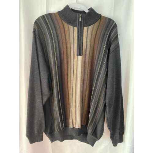 Men's St.Croix Trend Wool Cardigan Sweater