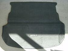 Mazda 6 wagon black cargo area floor mat
