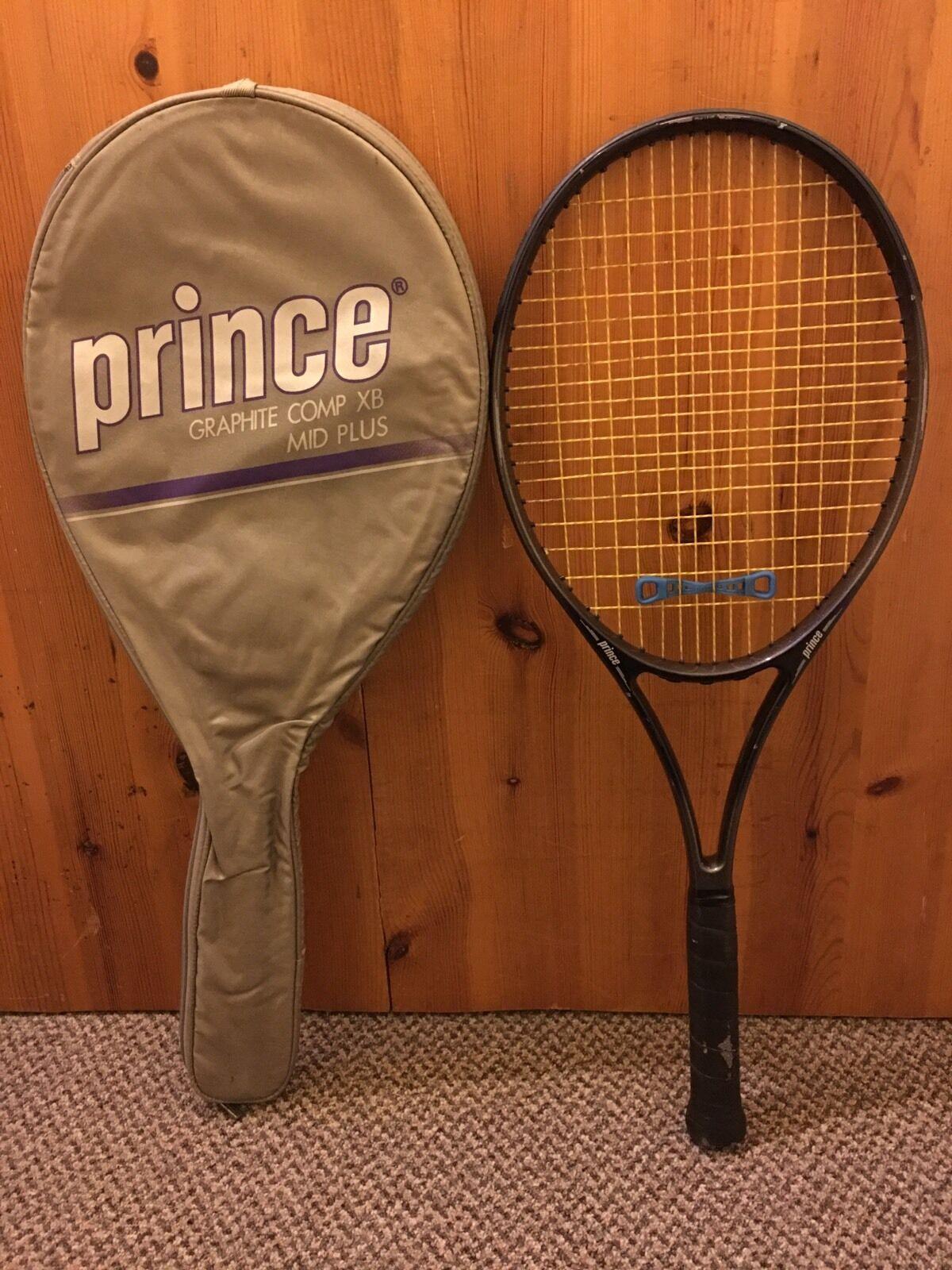 Prince Graphite Comp XB Mid Plus Tennis Racquet