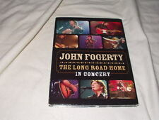 JOHN FOGERTY The Long Road Home In Concert (DVD, 2006) CCR Live