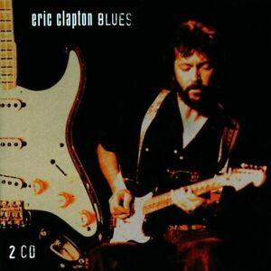 ERIC-CLAPTON-BLUES-2-CD-25-TRACKS-MAINSTREAM-POP-BLUES-ROCK-NEW