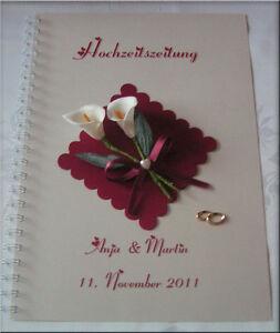 Hochzeitszeitung-Festzeitung-Hochzeit-Geschenk-Trauung-Ehe-Ringe-Callas-creme