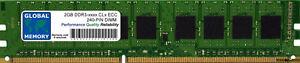 2GB DDR3 106613331600MHz 240PIN ECC UDIMM MEMORY RAM FOR SERVERSWORKSTATIONS - Bolton, United Kingdom - 2GB DDR3 106613331600MHz 240PIN ECC UDIMM MEMORY RAM FOR SERVERSWORKSTATIONS - Bolton, United Kingdom