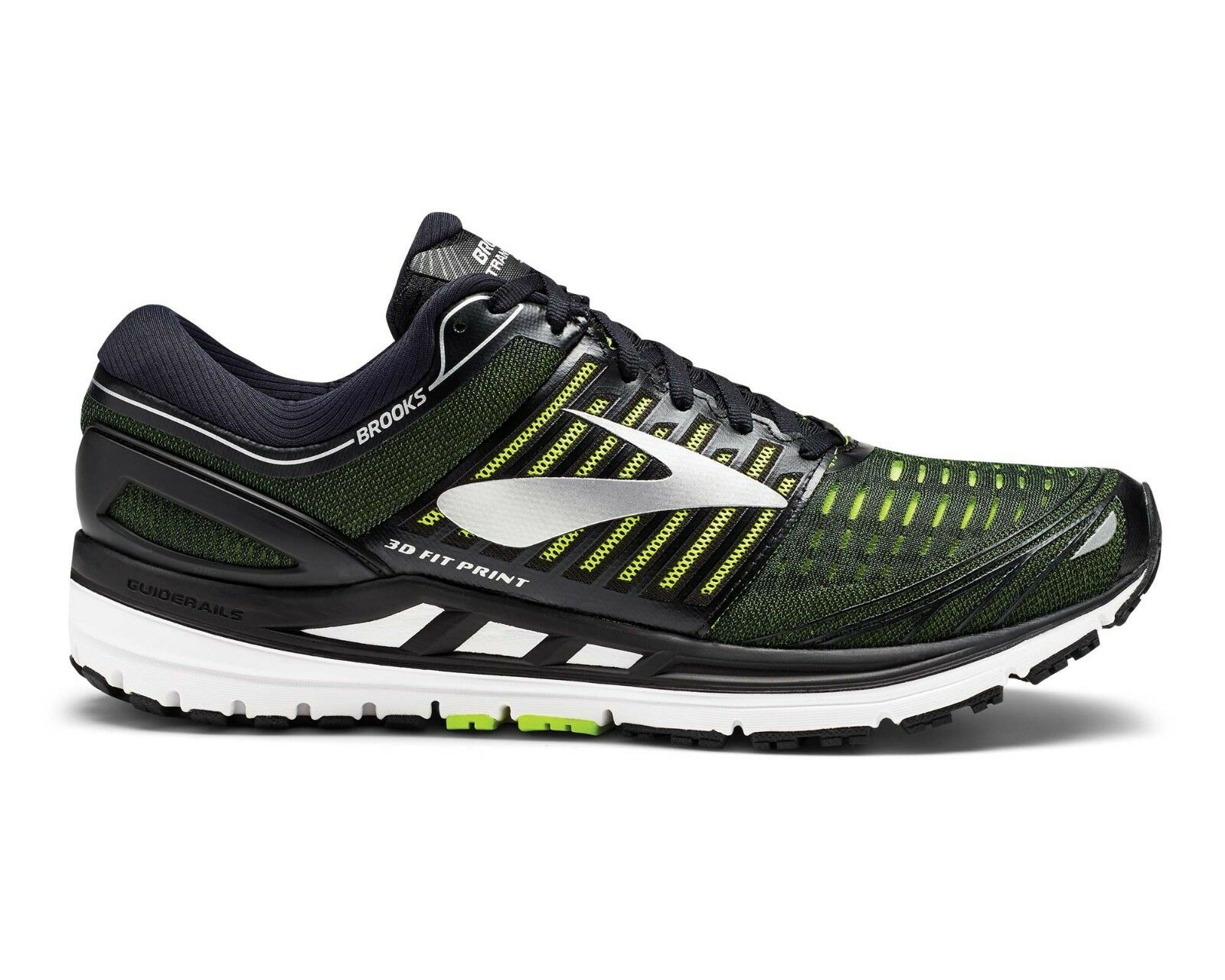 Brand New | Brooks Transcend 5 Uomo Running Shoes (D) (069)