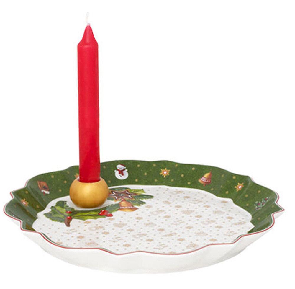 Villeroy & Boch Toys Fantasy Schale und Kerzenhalter 27,5 cm rund 3700 |