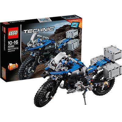 LEGO 42063 Technic BMW R 1200 GS Adventure (BRAND NEW SEALED)