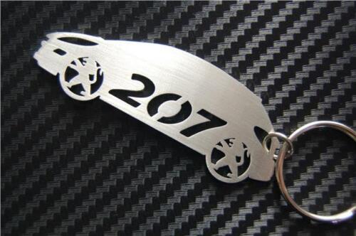 207 Llavero Coche