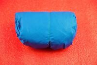 Pair Of Shoe And Boot Covers Disposable Non Slippery Waterproof Blue T081