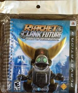 Playstation Ratchet Clank Future Tools Of Destruction 3d Promo