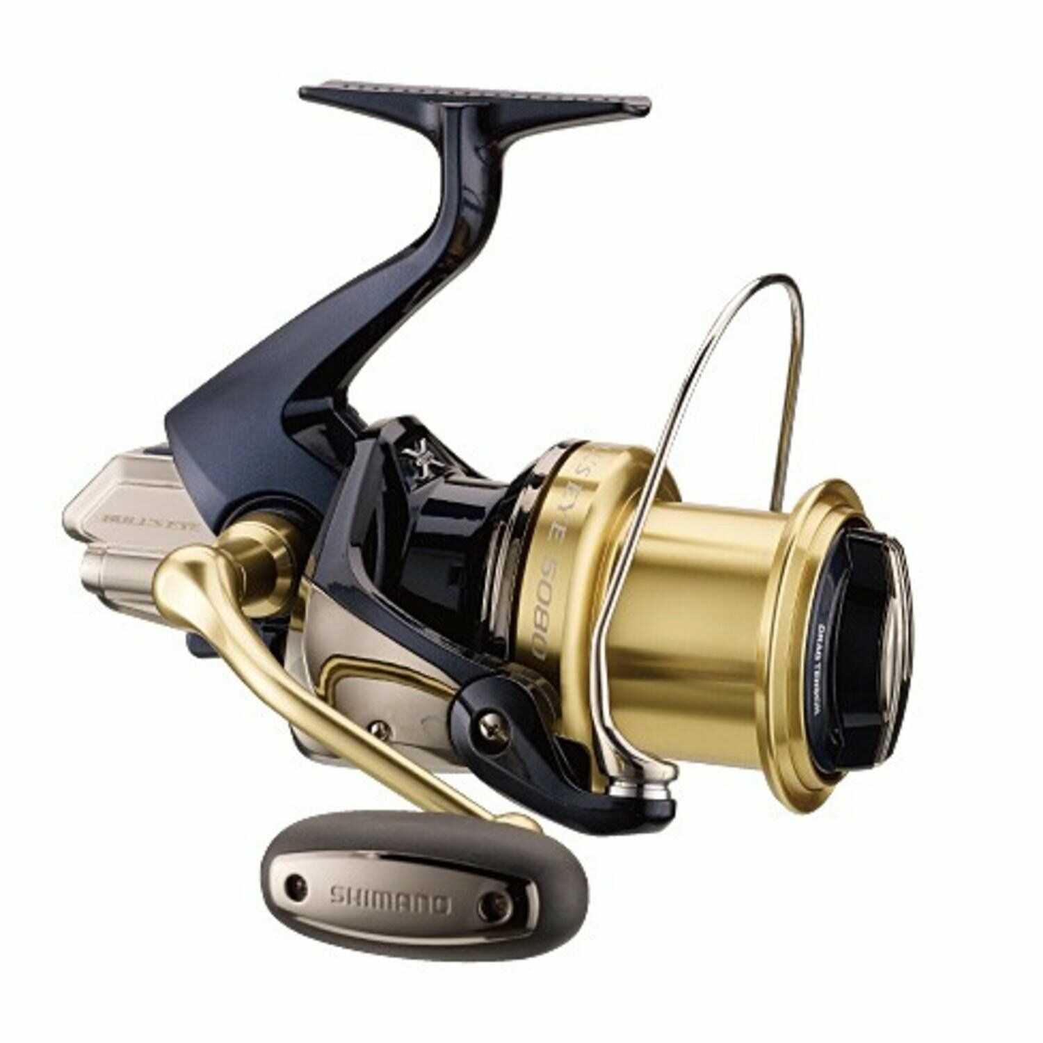 Shimano 14 BULL'S EYE  5080 Spinning Reel New from japan  up to 50% off