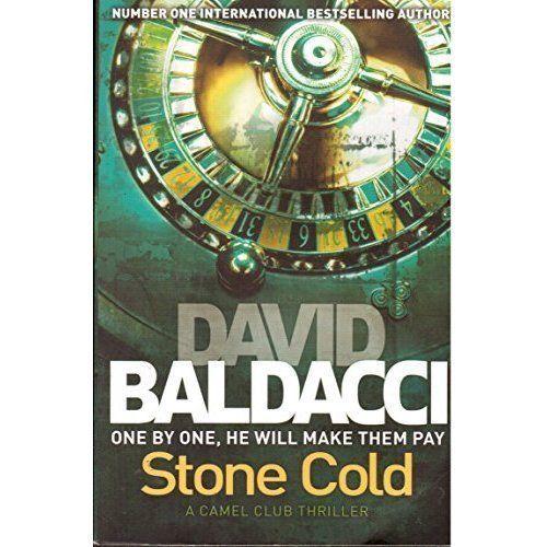 1 of 1 - DAVID BALDACCI __ STONE COLD __ A FORMAT __ BRAND NEW __ FREEPOST UK