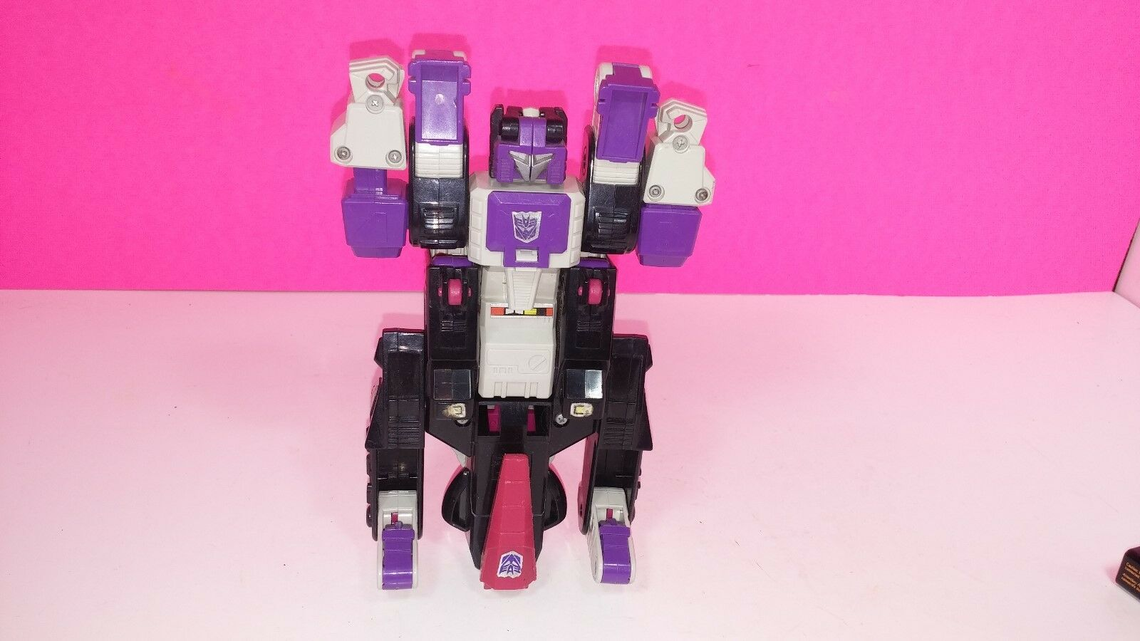 Transformers G1 Apeface Headmaster Action Figure Hasbro 1987