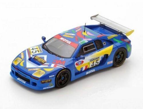 Venturi 600 LM n.45 Le Mans 1995 Graham De Lesseps S2264 Spark 1 43 nuevo en una caja