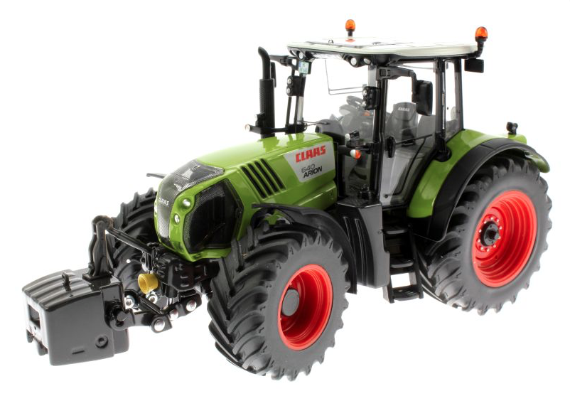 WIKING 1 32 SCALE CLAAS CLAAS CLAAS ARION 640 MODEL TRACTOR cb4795