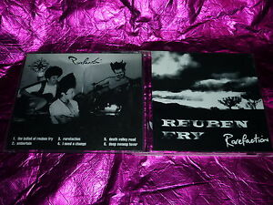REUBEN-FRY-RAREFACTION-CD-6-TRACKS-FREE-POST