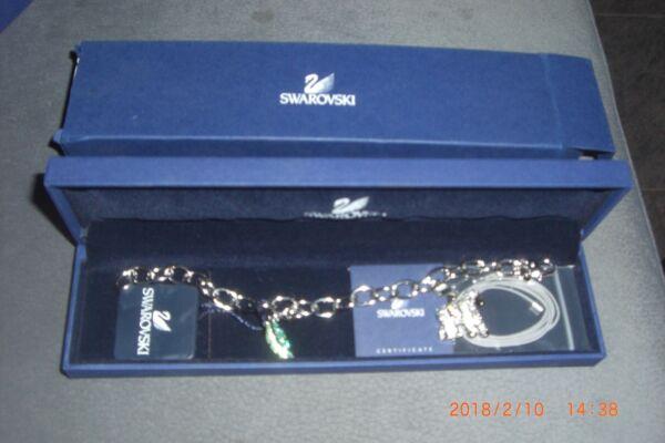 ## Swarovski Gorilla Armband ## Neu In Original Verpackung Siehe Bilder Auf Dem Internationalen Markt Hohes Ansehen GenießEn