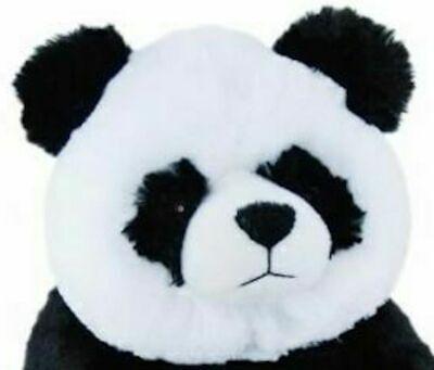 """ELKA AUSTRALIA PANDA BEAR SITTING /""""XING/"""" ANIMAL SOFT TOY 12inch//30cm BNWT"""