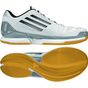 Adidas-Loco-Volley-pro-W-Zapatillas-Balonmano-de-Deporte-Blanco-Mujer-Interior