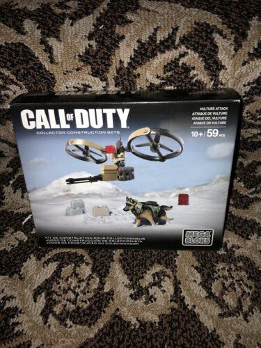 Mega Bloks Call Of Duty Vulture Attack Set NIB