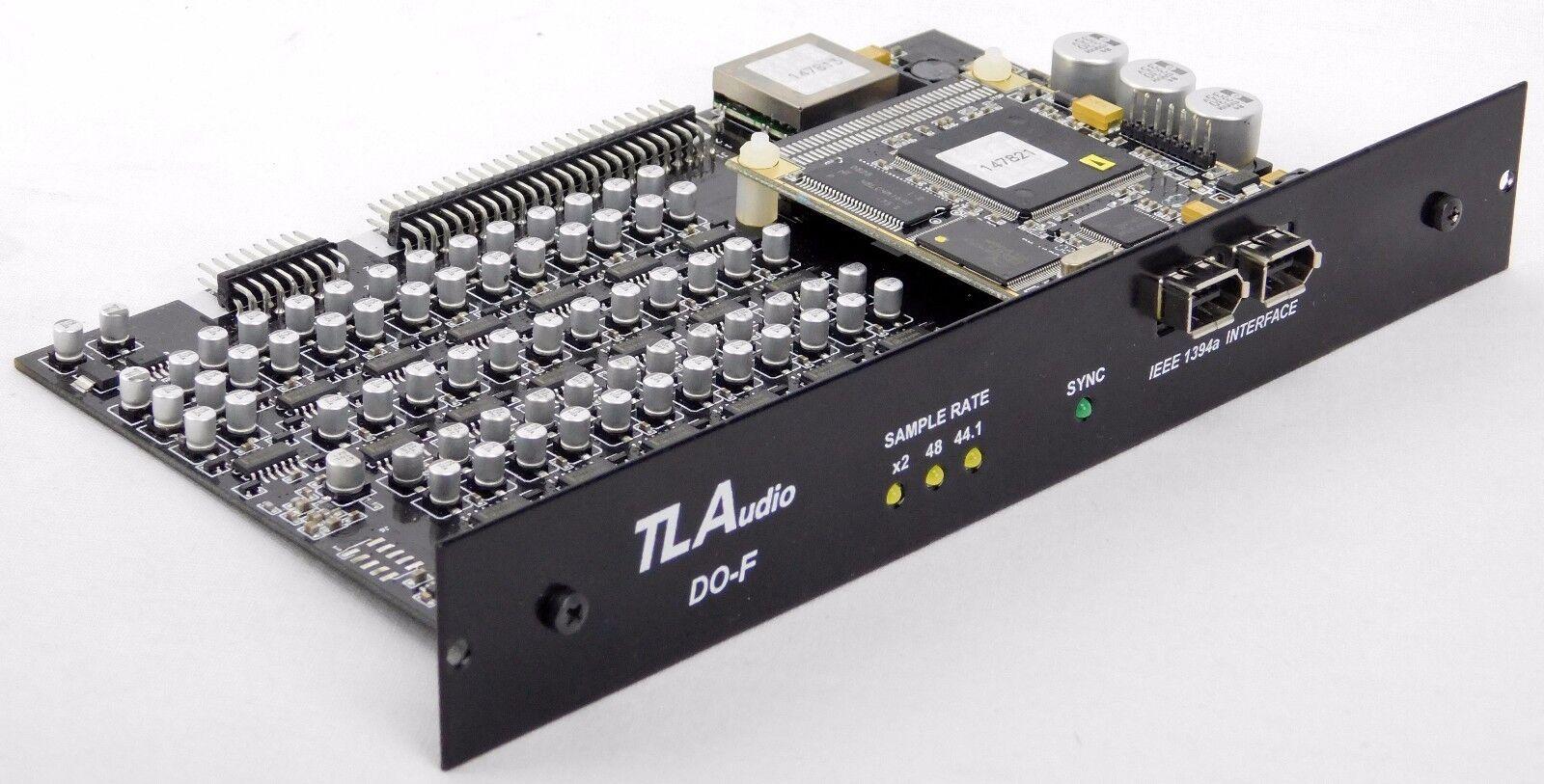 TL Audio DO-F FireWire Expansion Interface für FAT Track M1-F8 F12 + Garantie