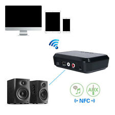 Bluetooth 4.1 Receiver 3.5mm Car Receiver NFC Audio Stereo Receiver Adapter