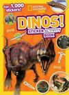 Dinos Sticker Activity Book by National Geographic Kids (Mixed media product, 2014)