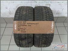 2x Good Year 215 55 R16 97H Ultra Grip Performance DOT3310 2,5mm Winterreifen