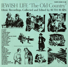 Jewish Life: The Old Country (2009, CD NIEUW) CD-R
